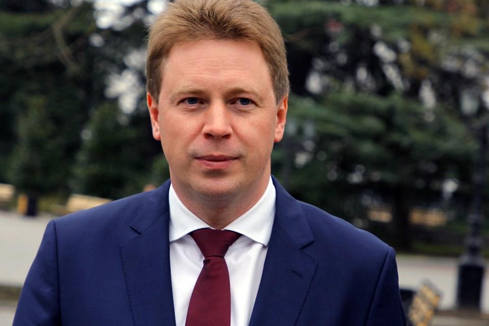 Дмитрий Овсянников. Фото: Елена Желнина