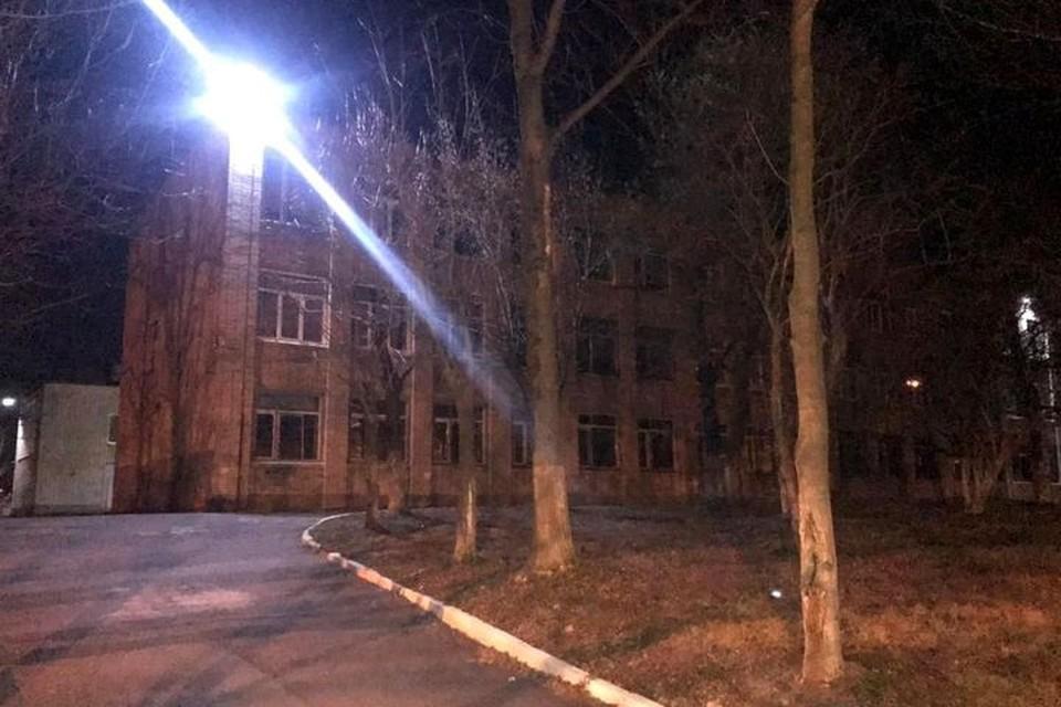 ЧП во Владивостоке произошло рядом со школой