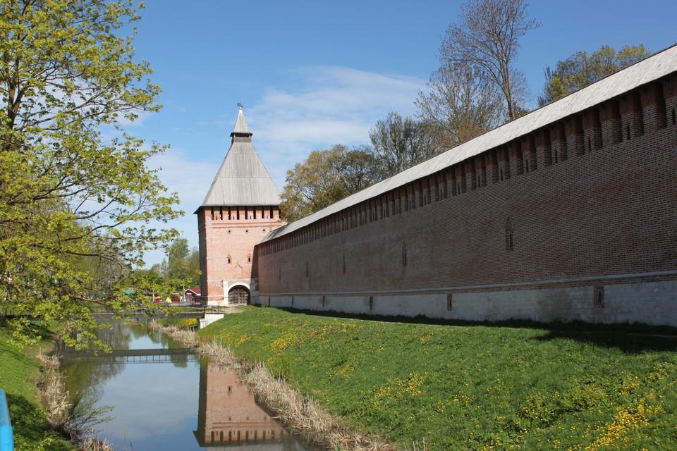 Смоленскую крепостную стену сделают единым музейным комплексом.