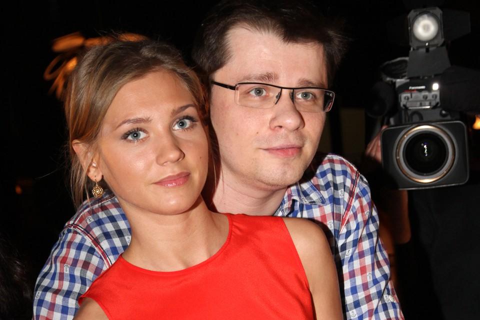 Звездная пара - Кристина Асмус и Гарик Харламов - переживает трудные времена.