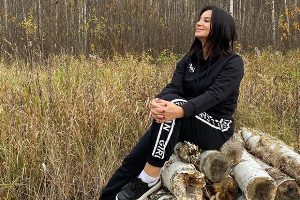Екатерина Стриженова сильно похудела. Фото: Инстаграм.
