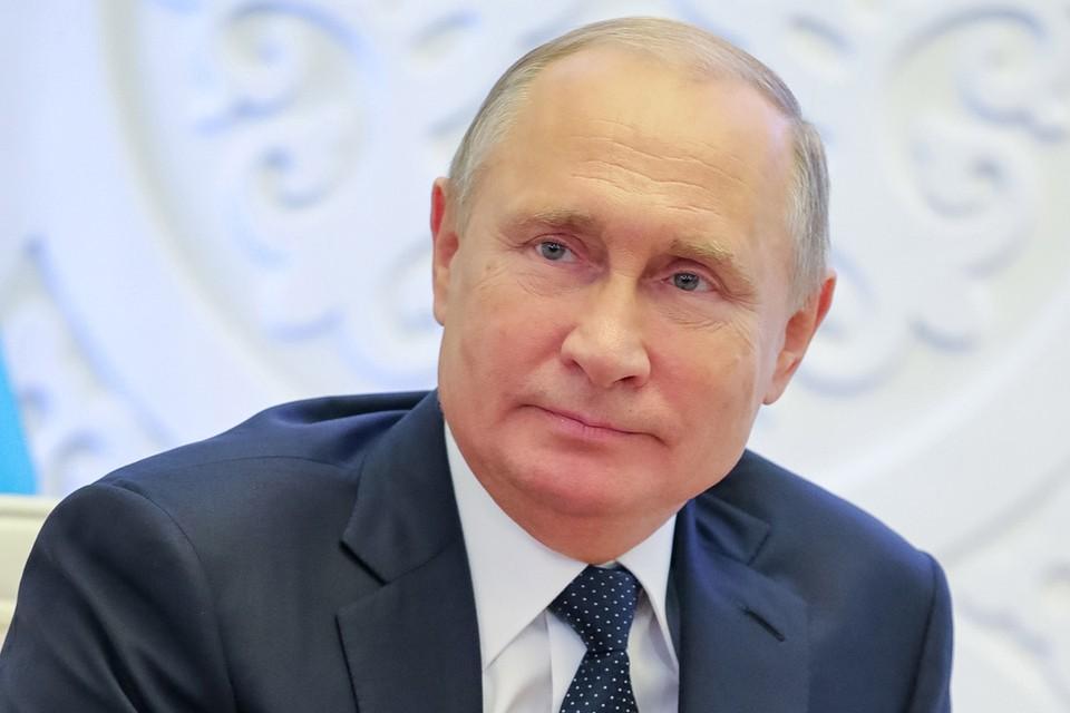 Владимир Путин примет участие в форуме межрегионального сотрудничества России и Казахстана. Фото: Михаил Климентьев/ТАСС