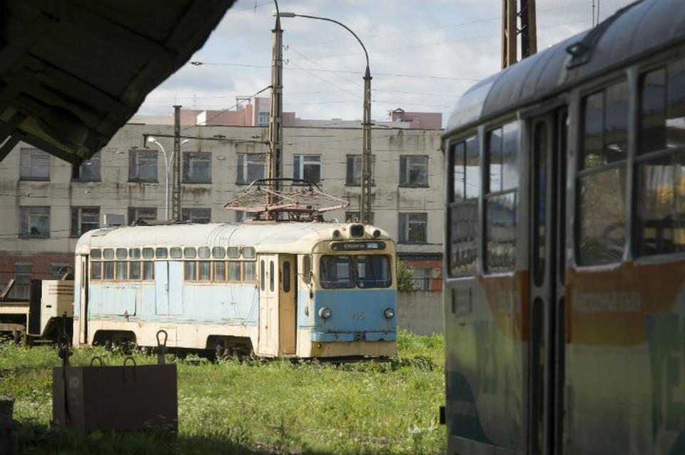 Екатеринбургскому трамваю исполнилось 90 лет