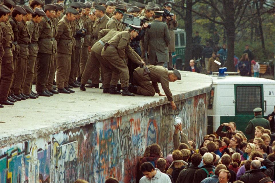 Стена стала настоящим символом коммунистического режима.