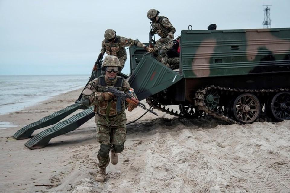 Учения НАТО у российских границ показывают, против кого именно Альянс собирается воевать.