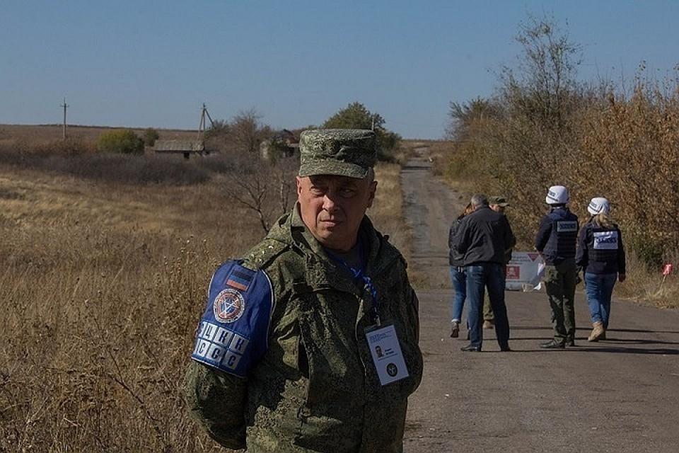 Разведение сил и средств в Петровском проходит успешно