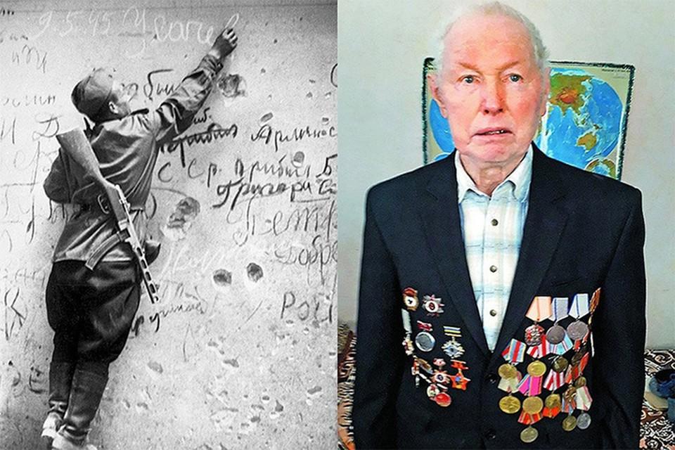 В Славянске скончался легендарный Семен Усачев. Фото: rg.ru