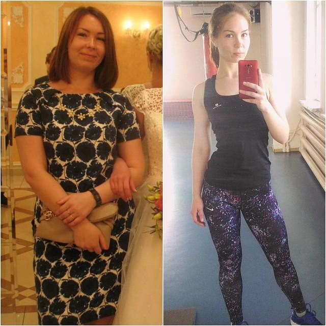 Похудела 20 Фото. «До и После» похудения: 30 впечатляющих фото