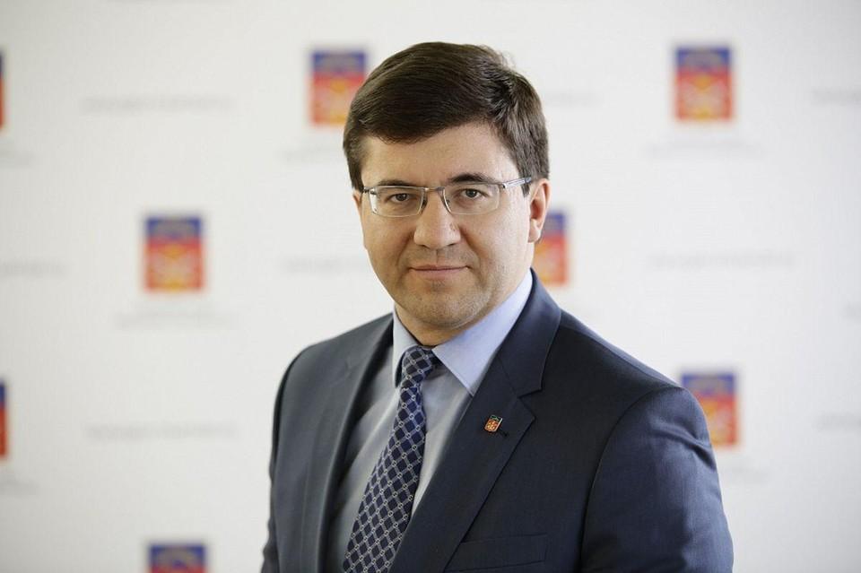 Евгений Никора попробует себя в роли главы администрации. Фото: Мурманский вестник
