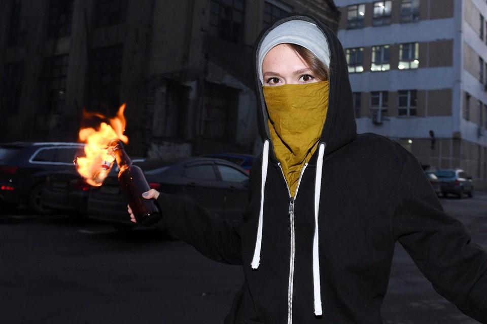 Мария Берк теперь знает как устроить государственный переворот