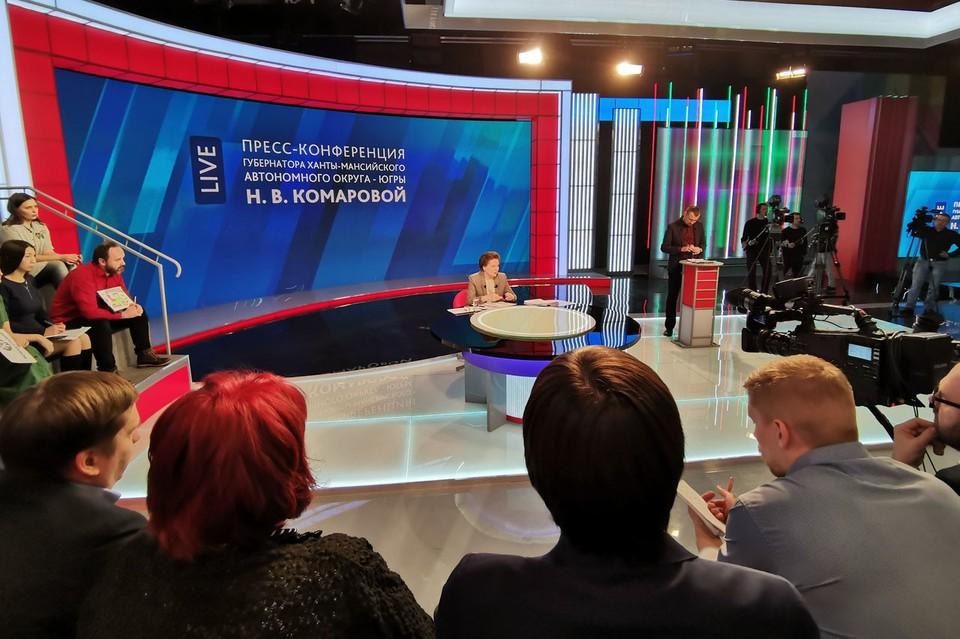 """Вопрос транспортного сообщения остается одним из самых важных на повестке дня. Фото из официальной группы """"Югра"""" в ВК"""