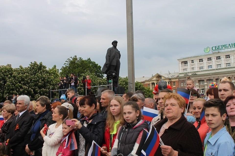 Выбор Донбасса очевиден - его люди сделали больше пяти лет назад