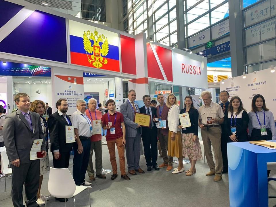 До этого ДНК-инсектициды получили наивысшие награды на выставках в Азербайджане, США и Нидерландах.