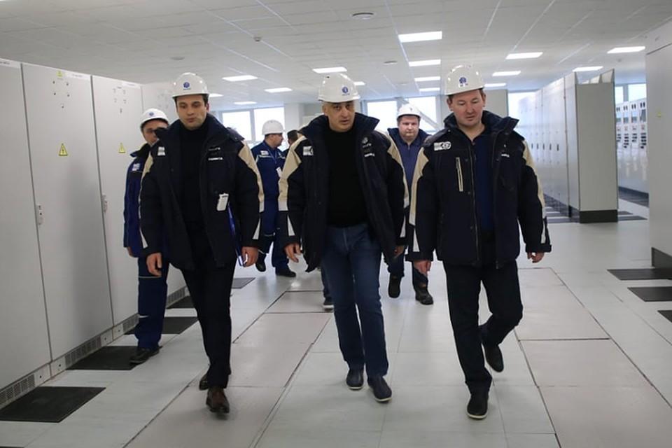 Фото: предоставлено пресс-службой ПАО «Россети»