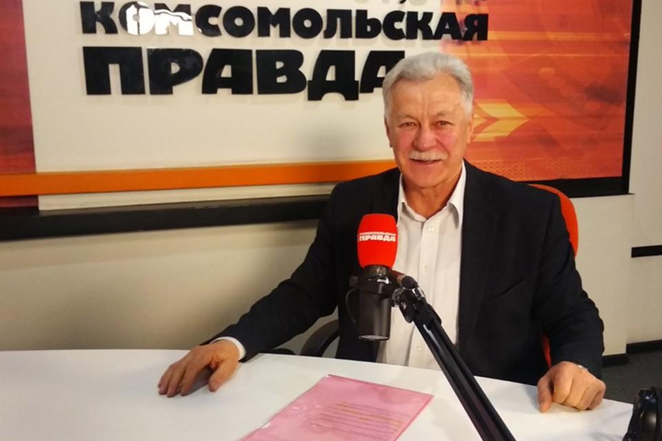 Антон Романов - депутат ЗС Иркутской области