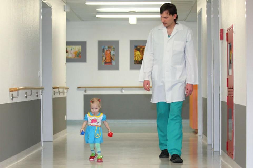 Сегодня праздник у детских врачей и их маленьких пациентов Фото: Федеральный центр сердечно-сосудистой хирургии г.Красноярск