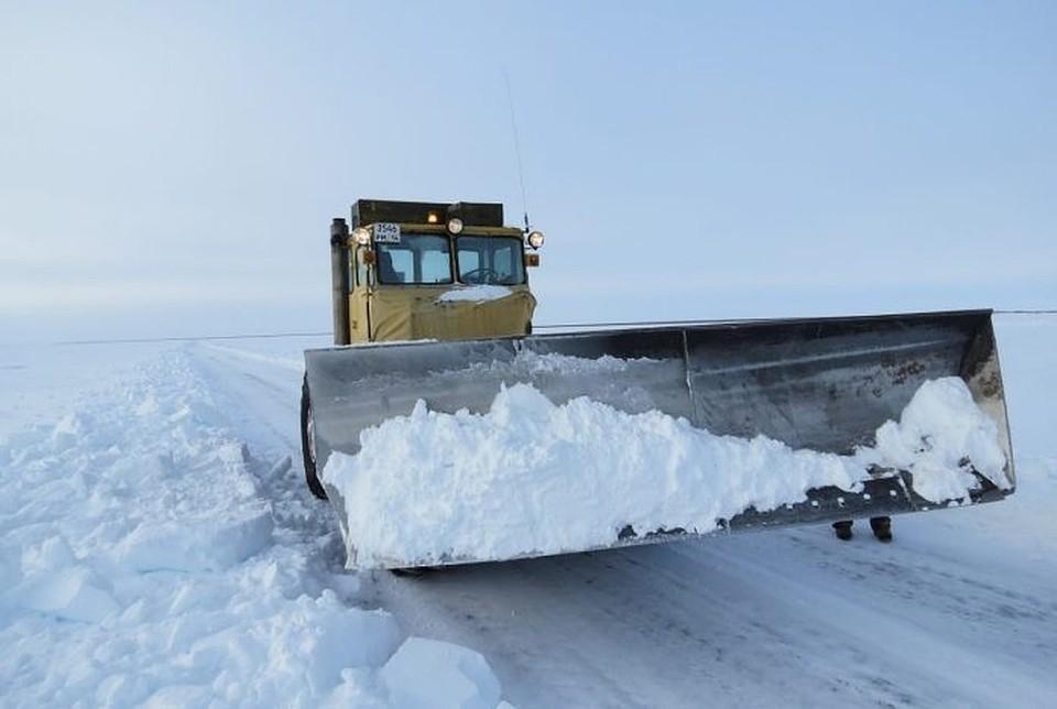"""Дороги расчищены. Ожидается потепление. Фото: Архив """"КП""""."""