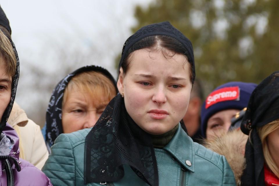 Екатерина похоронила своего первенца.
