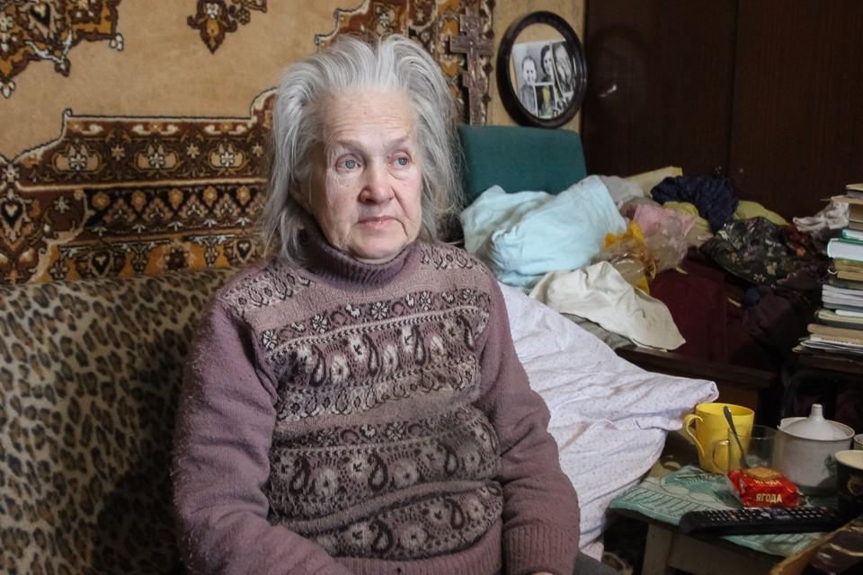 Татьяна Сергеевна всю жизнь работала в сфере торговли