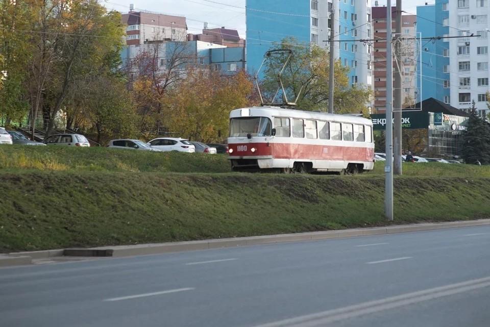 Трамваи будут курсировать со всеми остановками