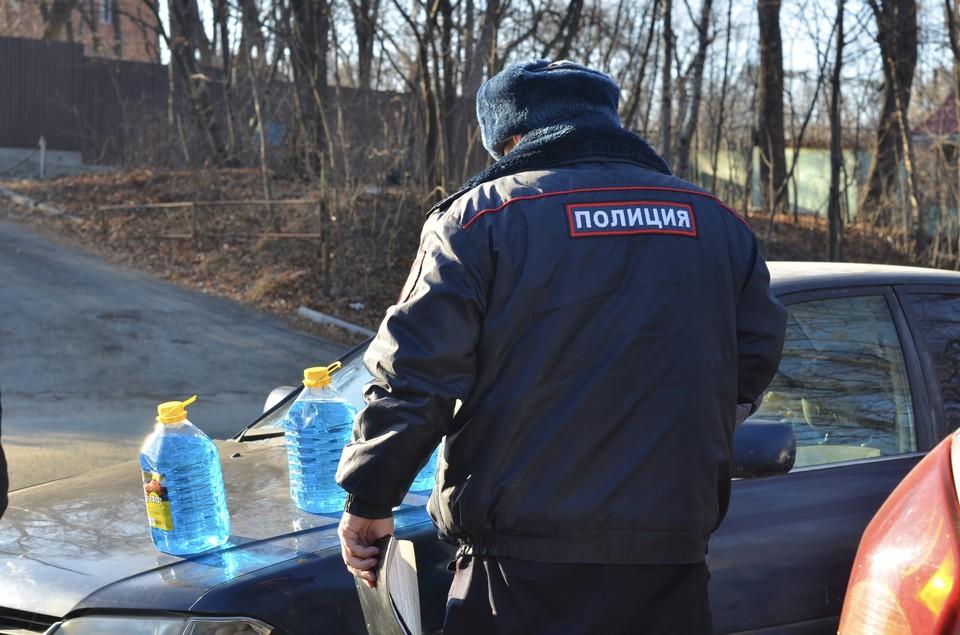 Во Владивостоке провели рейд по незаконным торговым точкам