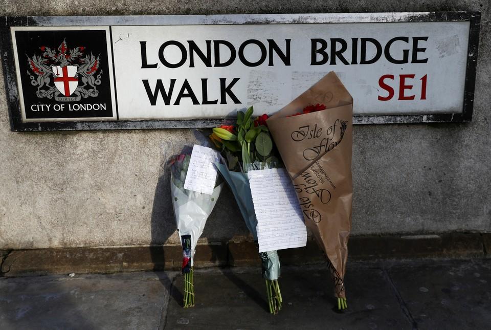 Стали известны подробности ликвидации боевика на Лондонском мосту