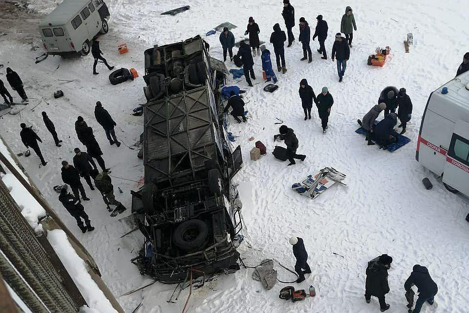 В ГИБДД рассказали о причинах аварии в Забайкалье