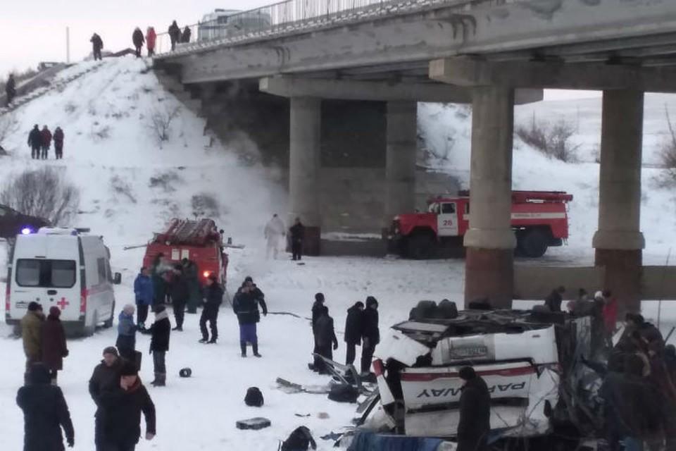 Список пострадавших в ДТП с автобусом под Сретенском в Забайкалье обновлен.