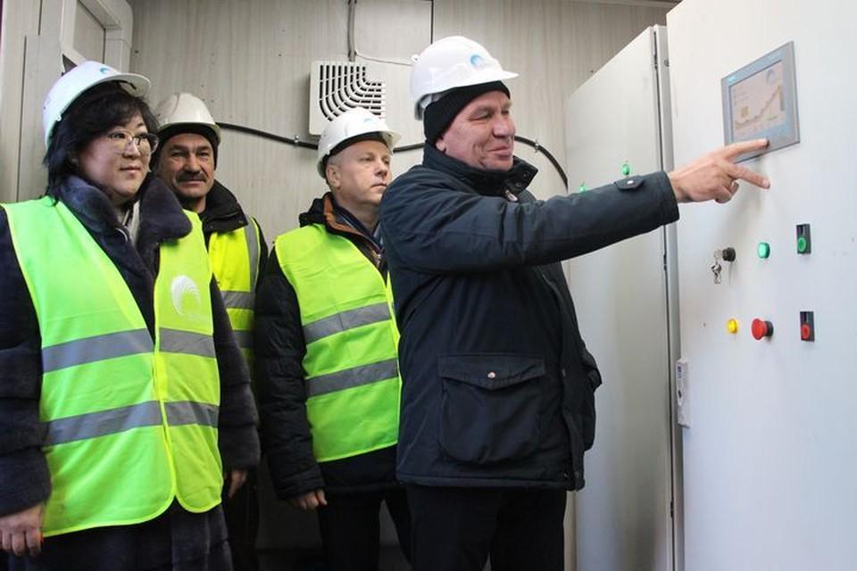 «Терминал Астафьева» запустил закрытую конвейерную линию по перевалке угля