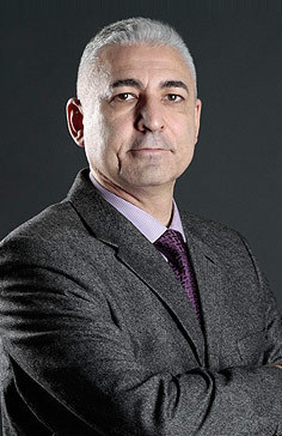 Врач-психотерапевт Виктор Гужагин
