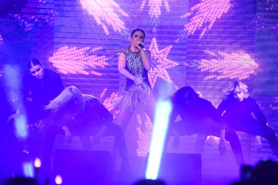 Звезды на премии «Золотой хит»