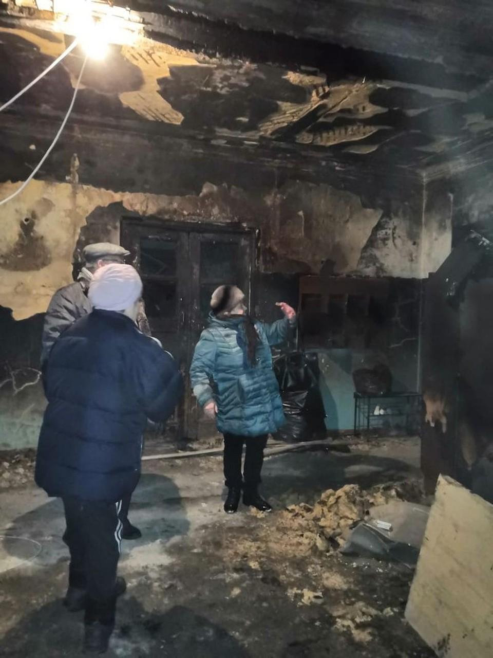 Специалисты не смогли проникнуть в несколько жилых помещений