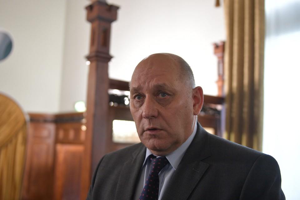 Заместитель Госсекретаря Алексей Кубрин.