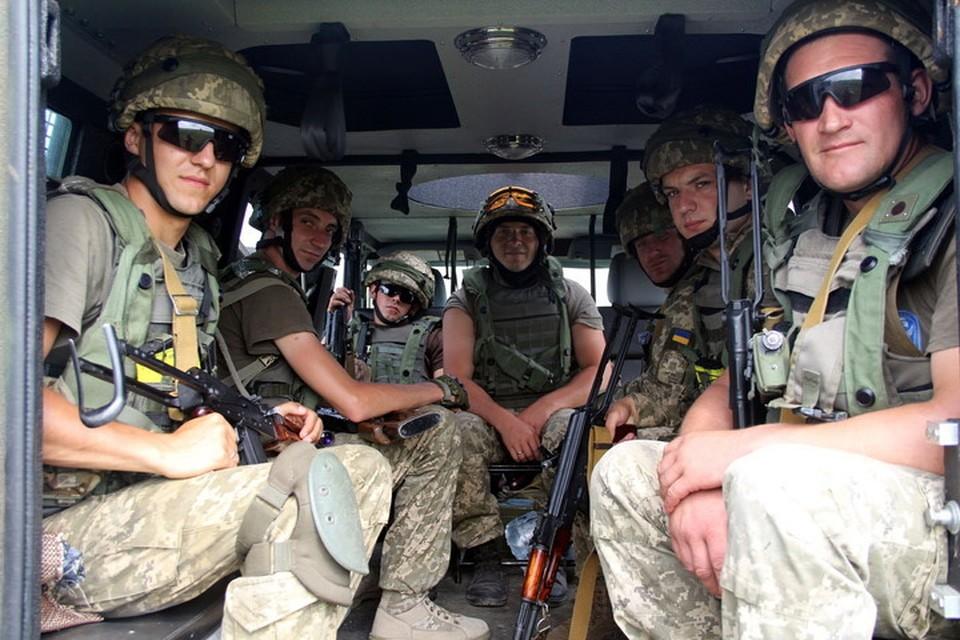 В украинской армии теперь восемь званий, где есть слово сержант – запутаться можно. Фото: ГШ ВСУ