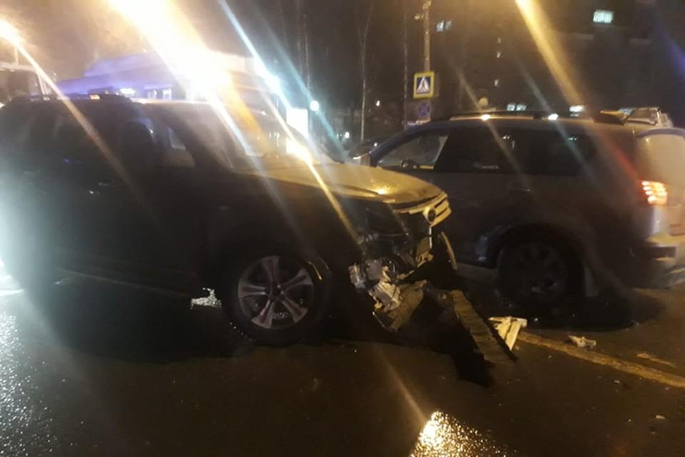 Минздрав: угрозы жизни детей, пострадавших в ДТП в Нижнем Новгороде, нет