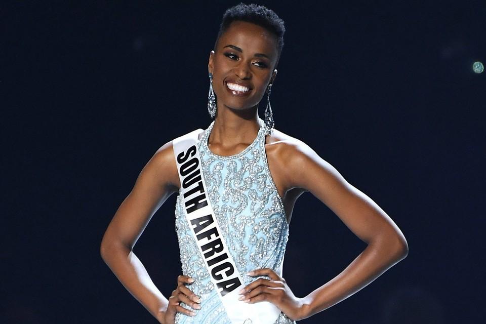 Обладательницей титула «Мисс Вселенная» стала 26-летняя представительница ЮАР Зозибини Тунци.