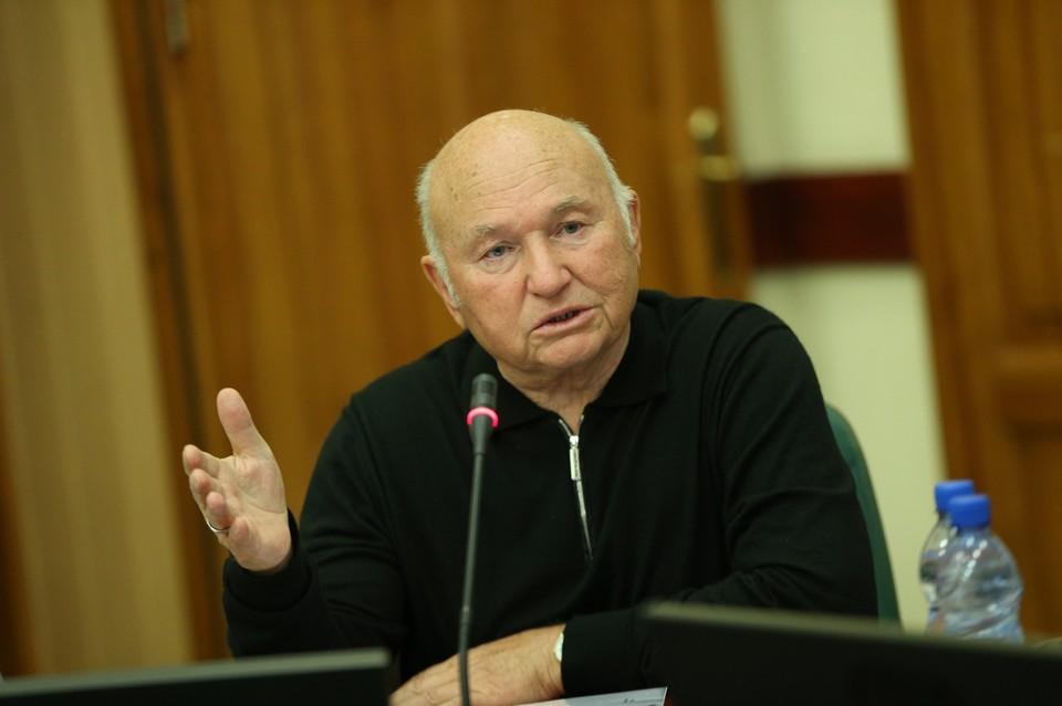 Юрий Лужков скончался 10 декабря на 84-м году жизни.