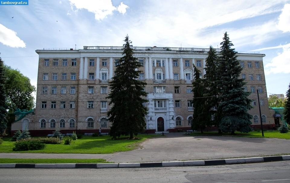 Зданию гостиницы 60 лет