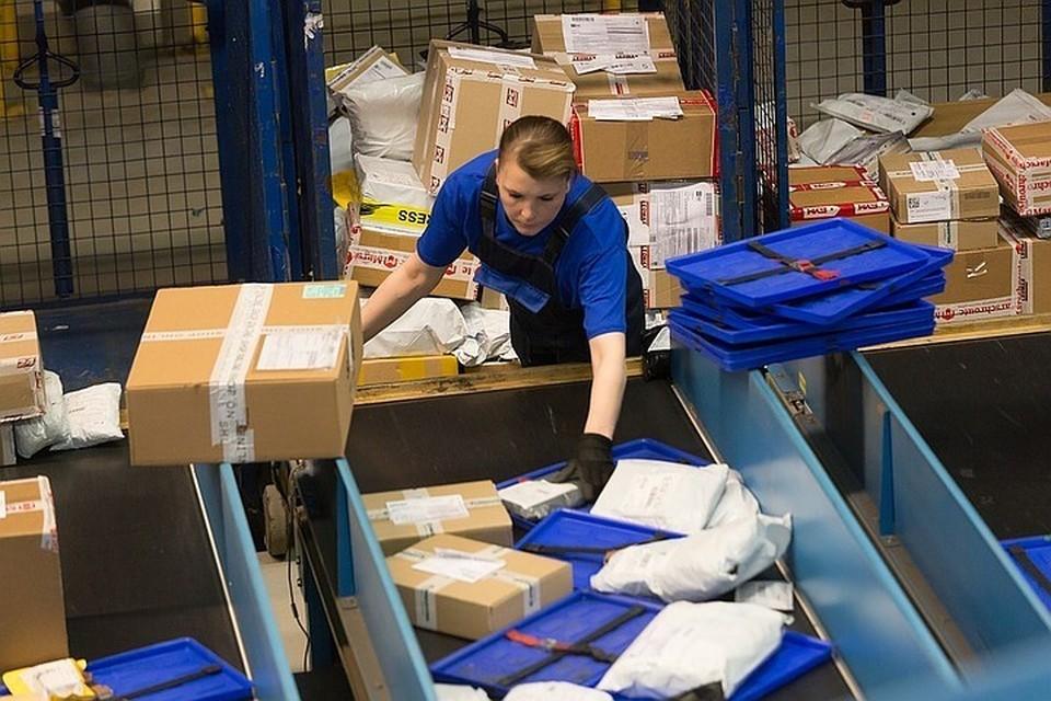 Порог беспошлинного ввоза посылки в Россию из зарубежного онлайн-магазина снизится к 1 января 2020 года до €100
