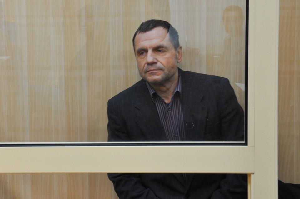Андрей Ковтун держался на суде спокойно, говорил тихо
