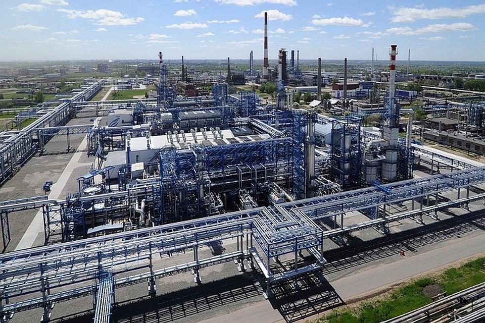 Организатором регионального отборочного тура всероссийского конкурса стал Омский нефтеперерабатывающий завод
