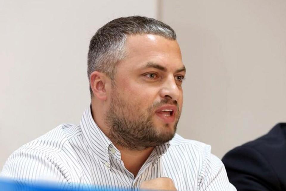 Андрей Богданец был госпитализирован