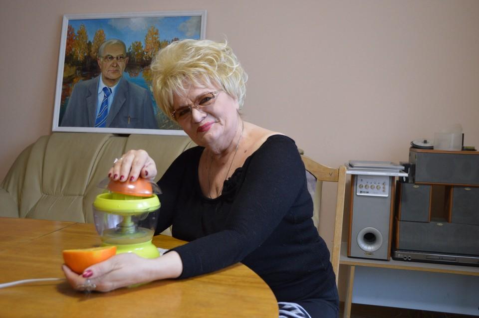 Галина Боженко рассказала, что особого секрета в приготовлении соков у Бондаря не было, разве что один-единственный: регулярность