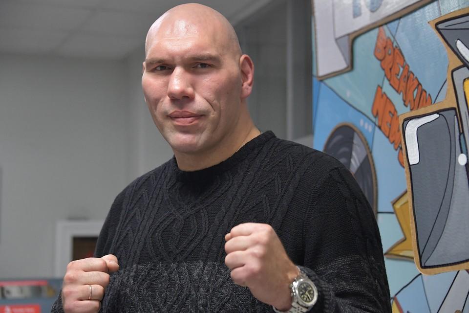 Экс-чемпион мира, депутат ГД Николай Валуев в эфире «Радио Комсомольская правда» рассказал, на какой базе можно было бы устроить свою Олимпиаду.