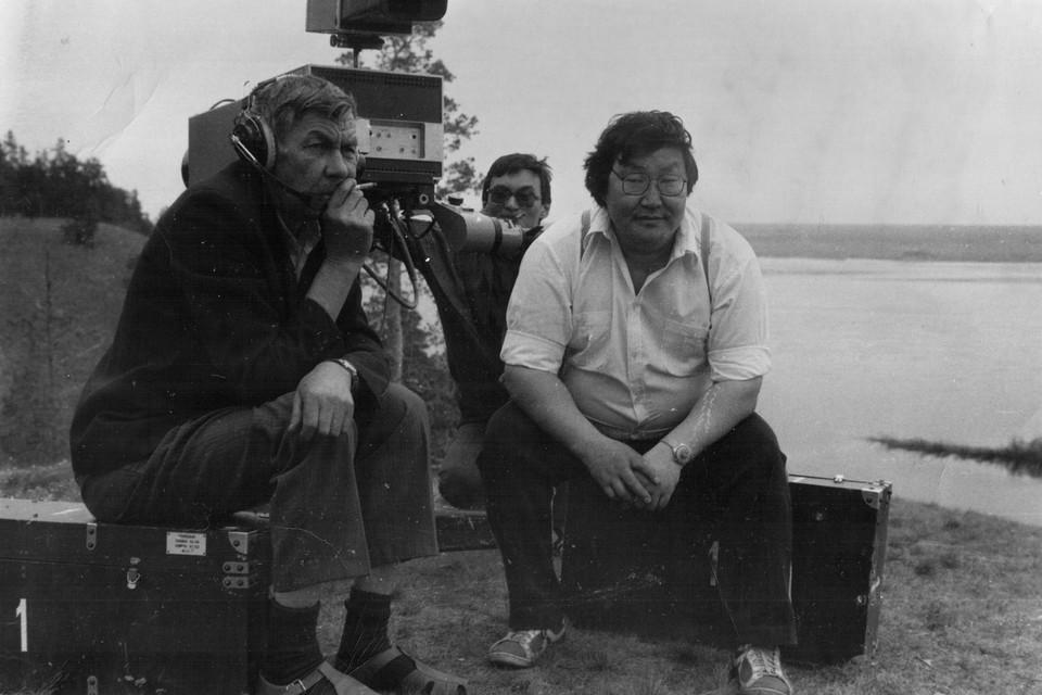 В 80-е годы выездные съемки проходили, в основном, в Якутске и вокруг него.