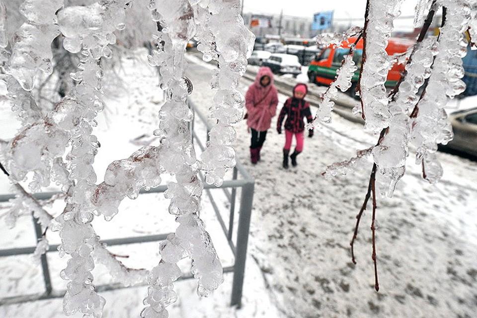 Снег же обещают лишь в понедельник, 16 декабря.