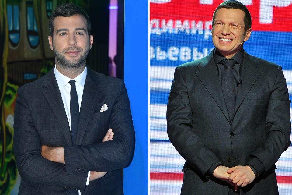 Голосуйте за своих любимцев и выбирайте вместе с «Комсомолкой» лучшего телеведущего