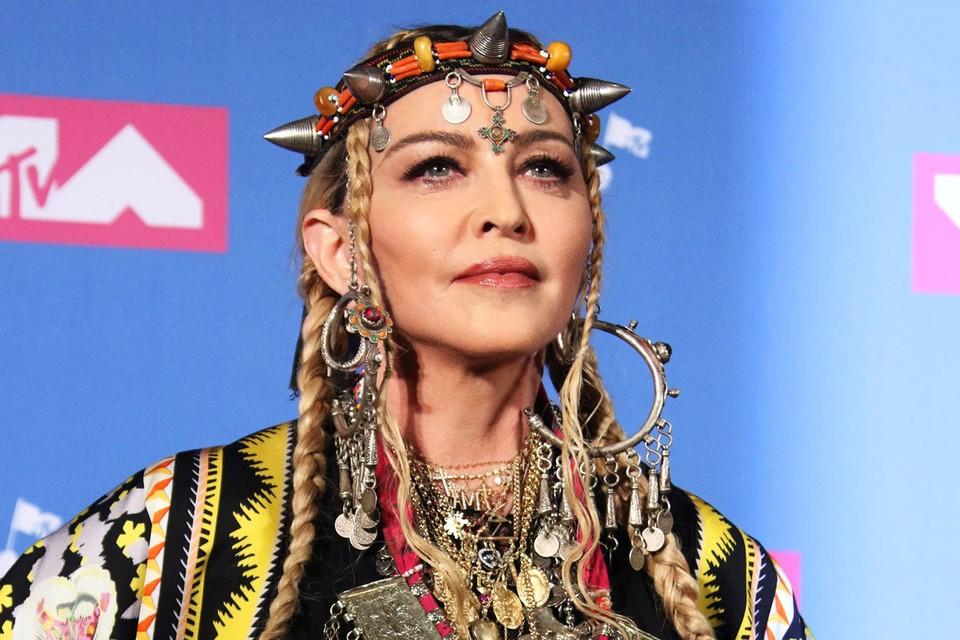 61-летняя Мадонна снова влюблена.
