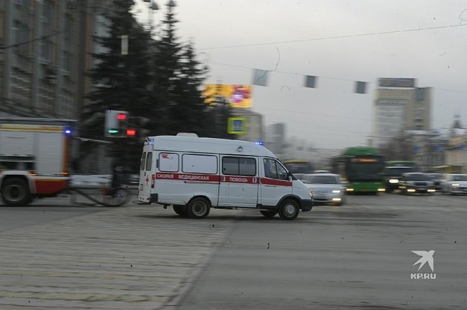 """Здание администрации Екатеринбурга также оказалось """"заминированным"""""""