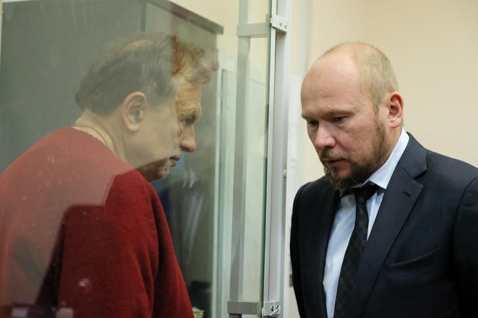 Олег Соколов на прошлом заседании устроил истерику